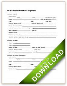 basic employment information spanish