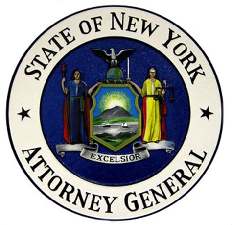New York State Attorney General S Office attorney general of new york