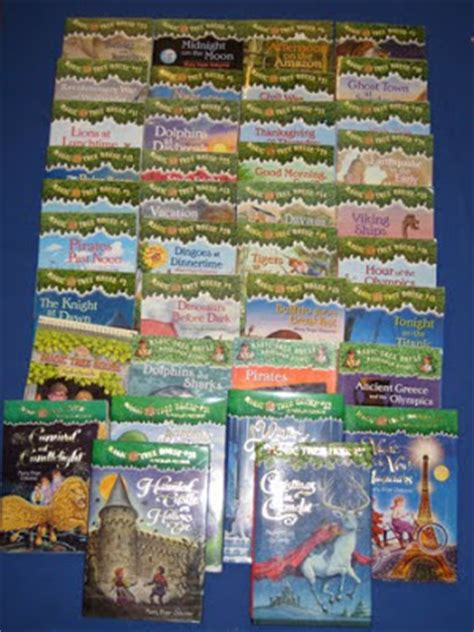 pictures of magic treehouse books magic tree houses tree houses and the magic on