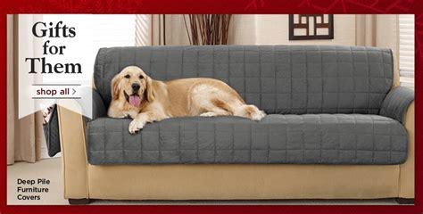 pet friendly slipcovers for sure fit slipcovers