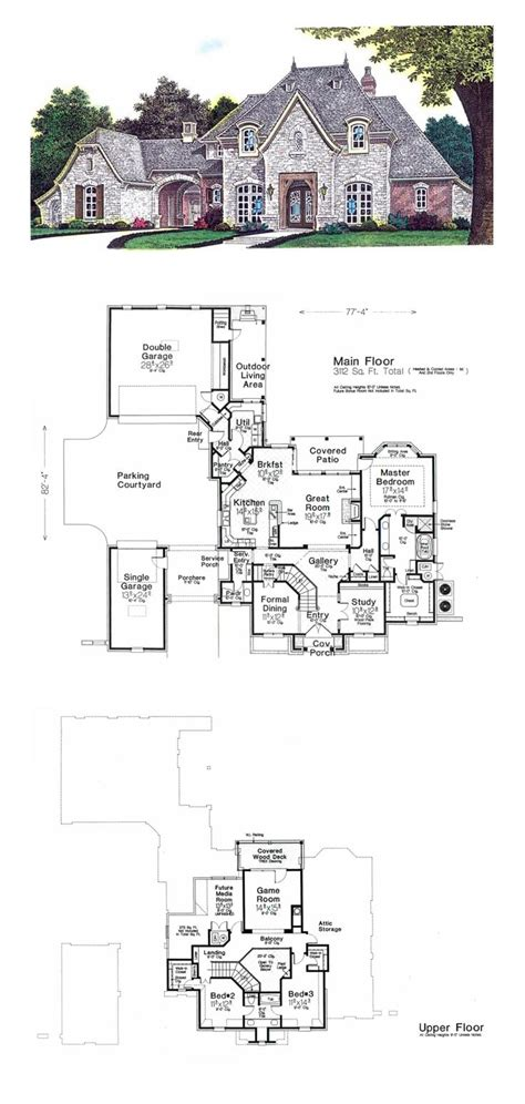 1000 ideas about house plans on