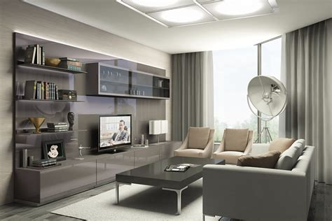 High Resolution Living Room Pictures by Modern Interiors Design