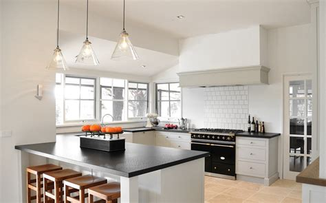 Kitchen Lighting Melbourne Melbourne White River Granite Kitchen Traditional With A Module 30 Spectraair