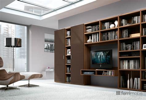 libreria casa librerie living 79 libreria ferrimobili