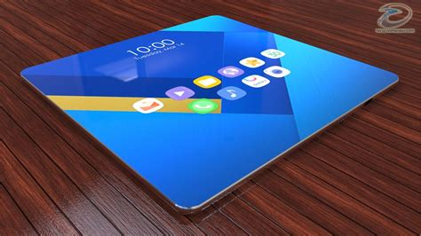 samsung galaxy x foldable phone is here concept phones
