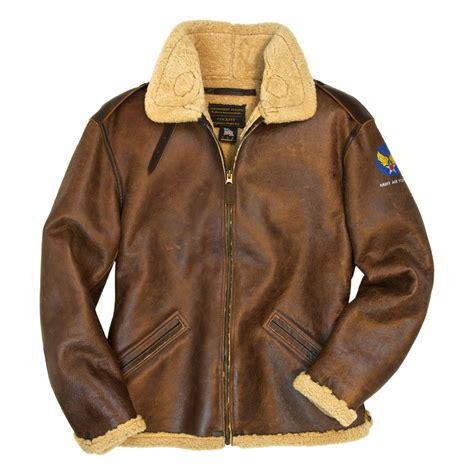 bomber jacket b 6 shearling bomber jacket cockpit usa