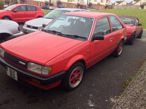 car owners manuals for sale 1988 mazda familia parking system 1988 mazda 323 for sale for sale in collooney sligo from crazyfeet