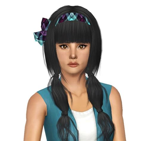xm sims 3 the sims 3 free downloads hair the sims 3 xm sims 18 hairstyle retextured by sjoko