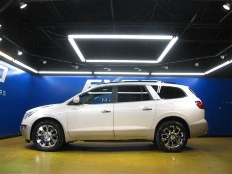 find used buick enclave cxl 2 2wd third row seat