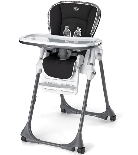 Mat Highchair by Chicco Polly Single Pad High Chair Rainfall