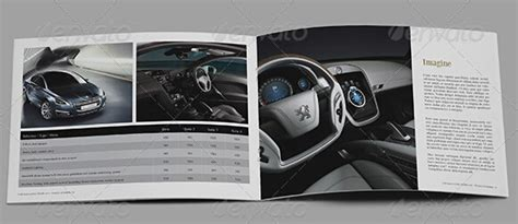 Car Brochure Template by 10 Car Brochure Templates That Will Drive You