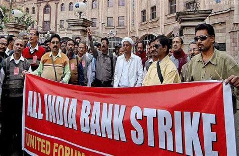bank streik bank staff to go on a strike on february 28