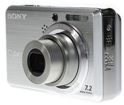 sony dsc s750 review