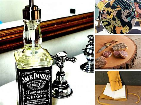 Unique Handmade Gifts For Him - 8 gifts for that unique special in your