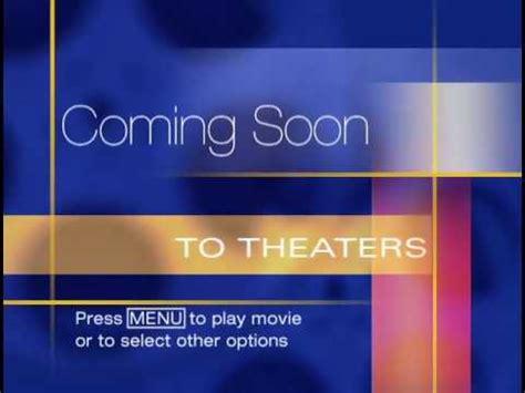 film disney coming soon disney filmreel coming soon to theaters bumper dvd