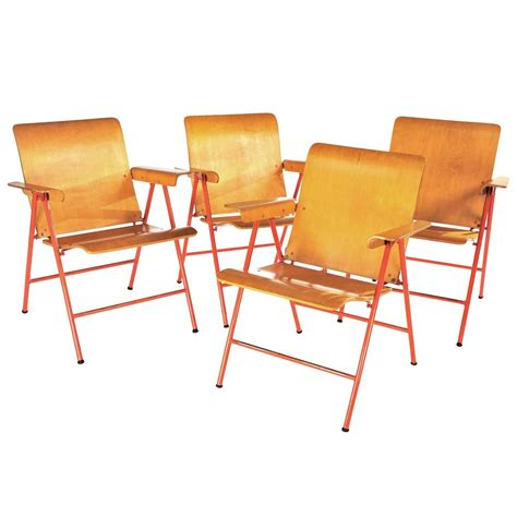 Russel Wright Folding Chair by Russel Wright Folding Chairs For Sale At 1stdibs