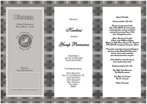 Jual Undangan Pernikahan Lucu 6 3000 desain undangan jual 3000 desain undangan pernikahan