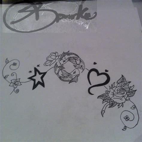 charm bracelet tattoo designs a charm bracelet by donteventripbro on deviantart