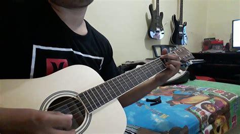 sheila on 7 bertahan disana guitar cover sheila on 7 yang terlewatkan guitar cover youtube
