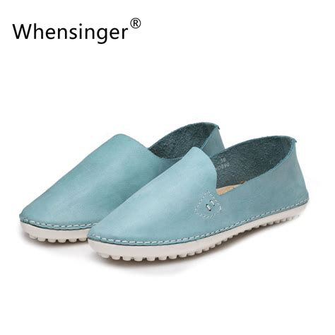 aliexpress buy black friday clearance flats genuine leather shoes 890 4 from
