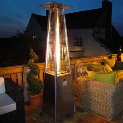 heated outdoor furniture uk athena 13kw real commercial patio heater