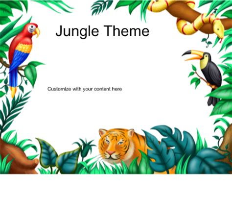 jungle book themes analysis image gallery jungle theme background