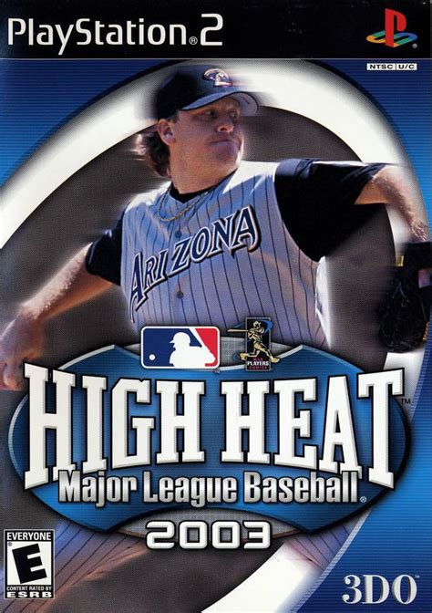 High Heat high heat baseball 2003 sony playstation 2