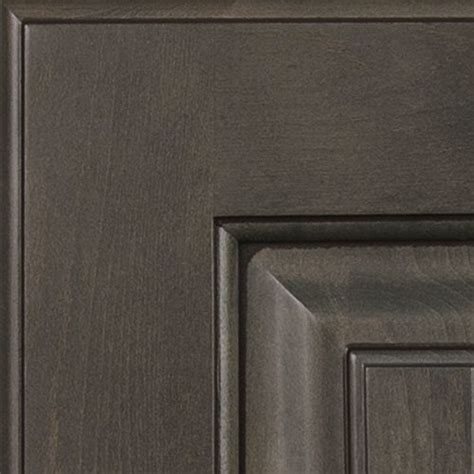 aspect maple smoke with mocha glaze cabinet colors