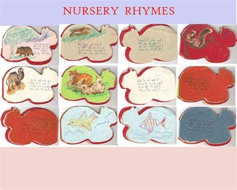 nursery rhymes nursery rhymes