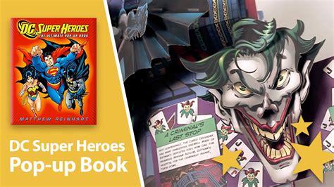 disney pixar a pop up celebration books dc heroes pop up book by matthew reinhart