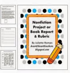 Language Arts Book Report Project the best of entrepreneurs ii language arts nonfiction book report project and rubric