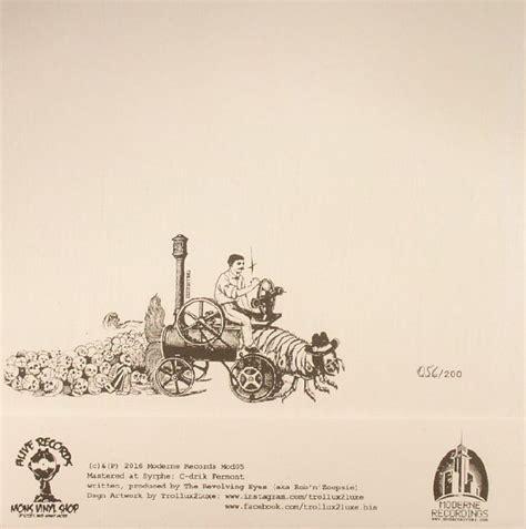 Ex Eye Vinyl - the revolving ex machina vinyl at juno records