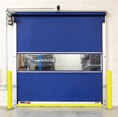 High Speed Roll Up Doors Albuquerque Commercial Doors Rytec Garage Doors