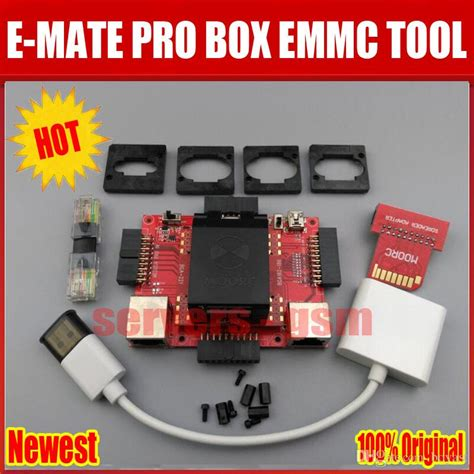E Mate Pro Emmc Tool 2016 newest original e mate pro emmc tool in support