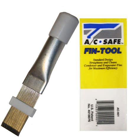 ac safe air conditioner fin repair tool ac 901 the home