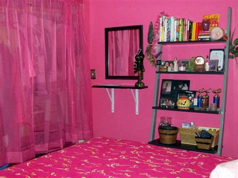 small pink bedroom ideas 17 hot pink room decorating ideas for girls