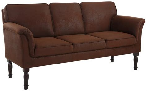 3 sitzer sofa mit federkern home affaire 3 sitzer k 252 chensofa 187 lancaster 171 mit