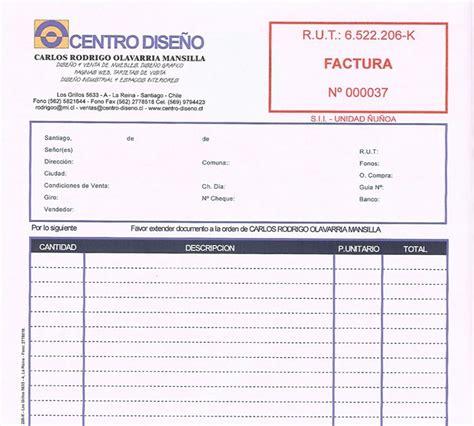 formato de factura de compra venta soportes de contabilidad 1 3 factura de venta