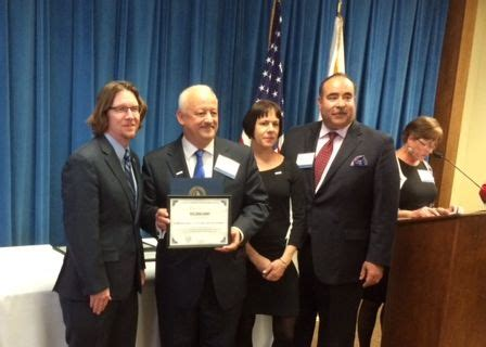 Ucr Mba Scholarship by Inside Ucr Ie Delegation Receive Governor S Award In