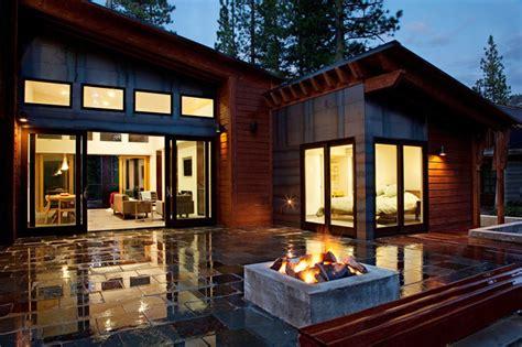 modernday houses mountain modern prefab