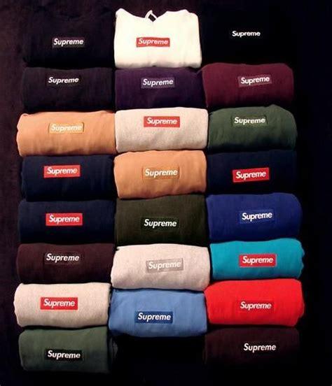 Kaos Tshirt Supreme X Lv Box Gold best 25 supreme hoodie ideas on supreme