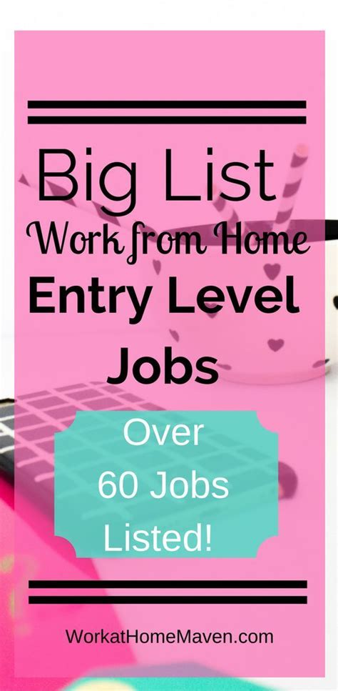 Entry Level Work From Home by 17 Best Ideas About Entry Level On Entry Level