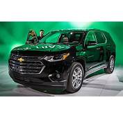 2019 Chevy Traverse Interior Colors Redline Edition