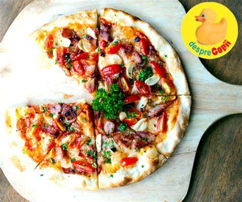 pizzeria a casa 10 retete de pizza de casa desprecopii