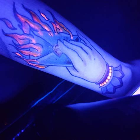 glow in the dark tattoos gone wrong 20 glow in the dark tattoo designs ideas design trends