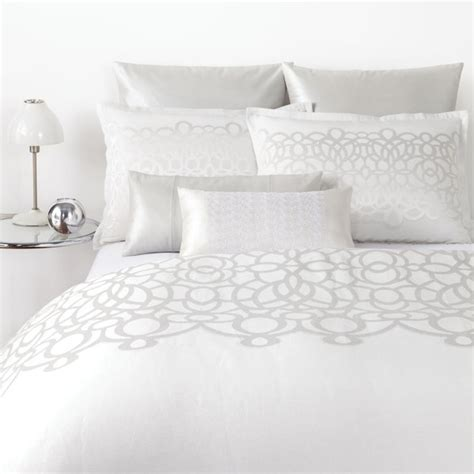 hudson park coverlet hudson park luxe modern lace bedding 125 cad found on