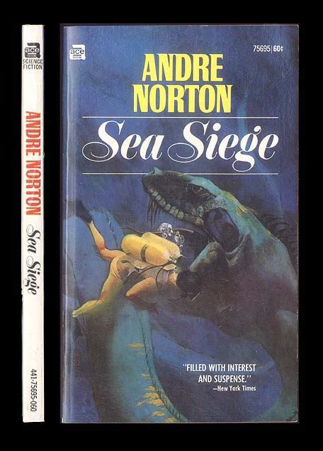 siege andre 63819 8 andre norton ordeal in otherwhere cover by davis