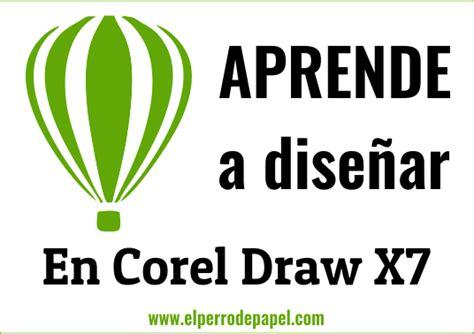 corel draw x7 curso pdf corel draw x7 multiplicar y exportar como pdf el perro