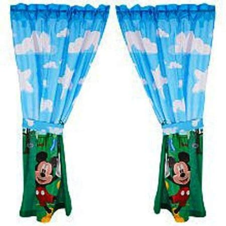 mickey mouse bedroom curtains 78 ideas about mickey mouse curtains on