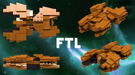 ftl kestrel layout b strategy ftl lego project progress less than 300 supporters